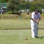 Tom Weston at Fish Hoek CC