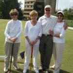 Ishbel MacKenzie, Ingrid Volschenk, Phil & Lynn Silcock