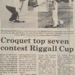 1986 SWCC at Riggall Cup