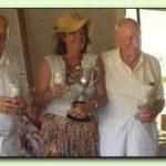 Hans van Noord, Anne Stephens & Alan Wilson