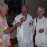 Maureen Bamford, Ken Wheeler & Penny Price
