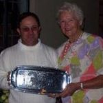 Peter Johnson & Maureen Bamford