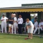 Playoff for 2nd place - Judith Hanekom, SWCC