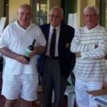 Open Singles Runner-up: David Hopkins