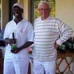 Handicap Singles Runner-up: Meshack Mazibuko