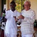 Handicap Singles Winner: Peter Masekane