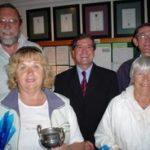 Henry & Maria Watermeyer, Peter Warren, Peter & Daphne Langley