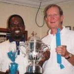Victor Dladla(Winner)AC Open Singles & Chris Wakeham (Runner-Up)
